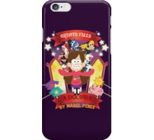 Mabel's Poster iPhone Case/Skin