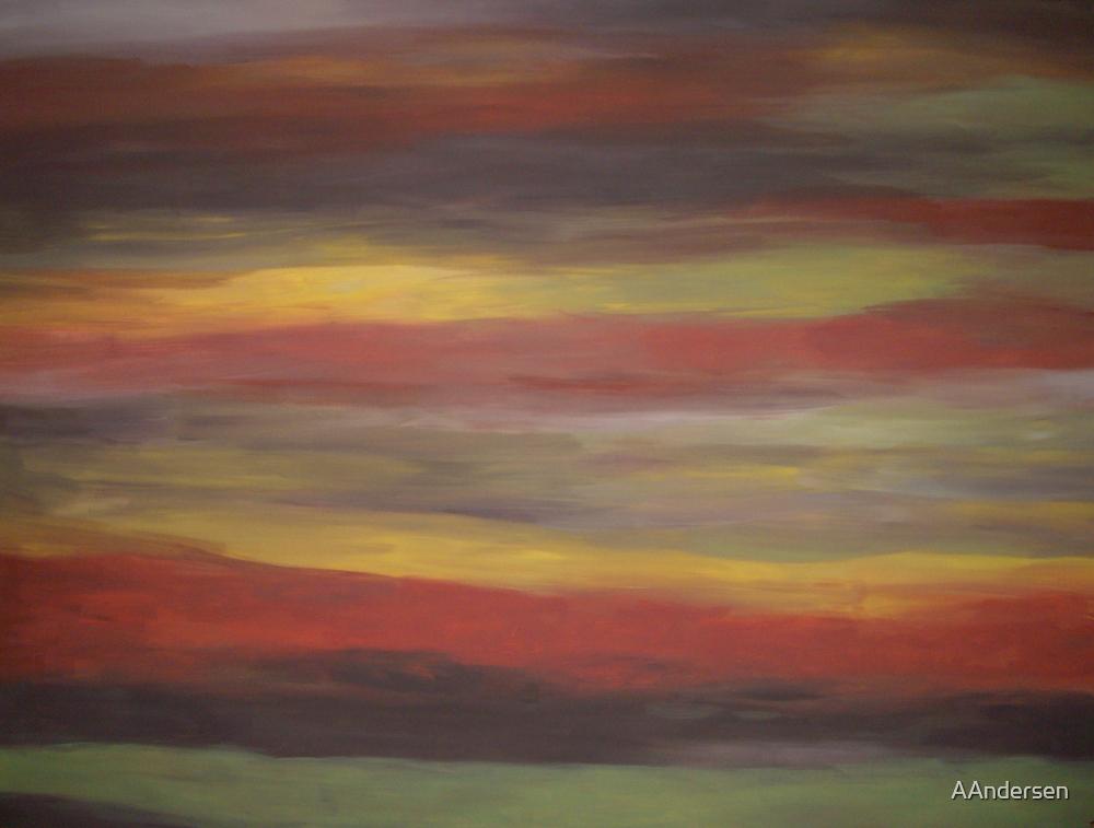 Abstract Scene by AAndersen