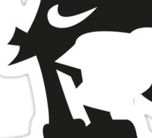 iKnuckles Sticker