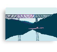 High Bridge Canvas Print