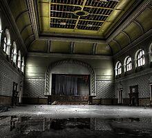 Hall or nothing by Richard Shepherd