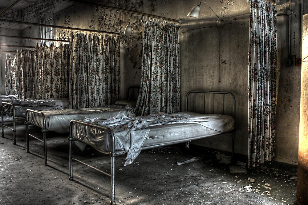 Ward by Richard Shepherd