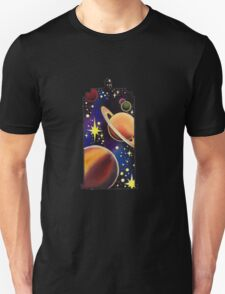 space tardis Unisex T-Shirt
