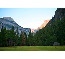 Yosemite Valley Floor Photographic Print