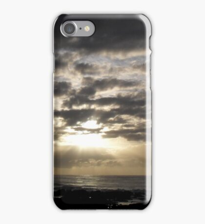 Early sunrise iPhone Case/Skin