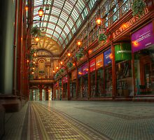 Central Arcade by Richard Shepherd