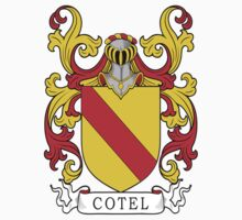 Cotel Coat of Arms by coatsofarms