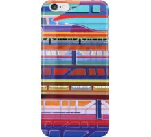 Bay Lake Tower Monorail Variant iPhone Case/Skin