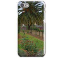 Rose garden iPhone Case/Skin