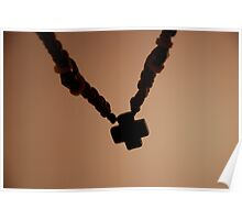 Cross Necklace Poster