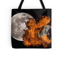Birth Of The Tiger Tote Bag
