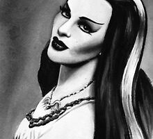 lily munster by dollface87
