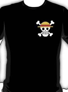 One Piece Badge T-Shirt