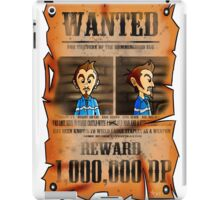MOTHER 3 Wanted Poster iPad Case/Skin