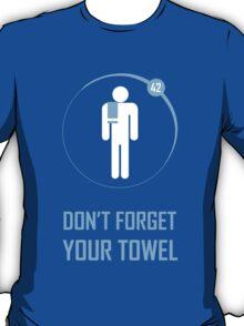 Towel T-Shirt