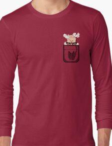 Pocket Titan Long Sleeve T-Shirt