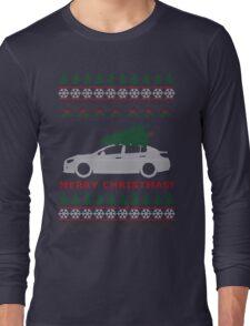 WRX Ugly Christmas Sweater (2015) Long Sleeve T-Shirt