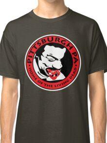 Pittsburgh, PA (White Background) Classic T-Shirt