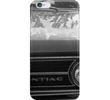 Dew on a Pontiac iPhone Case/Skin