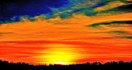 sunset dream by Jessica Karran