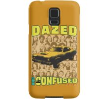 Dazed and Confused Samsung Galaxy Case/Skin