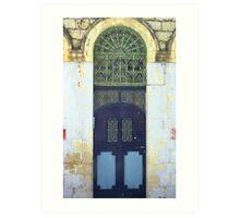 Eastern Doorway Art Print