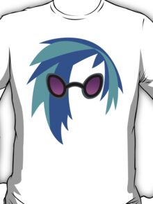 Stealth Vinyl Scratch T-Shirt