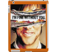 Eternal Sunshine of the Spotless Mind - Joel iPad Case/Skin