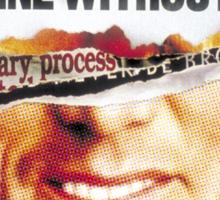 Eternal Sunshine of the Spotless Mind - Joel Sticker