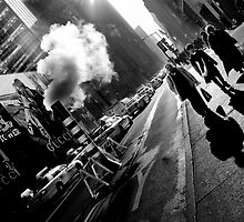5th Ave. by Daniel  Rarela