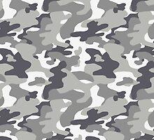 Urban Camouflage Pattern by ArtVixen