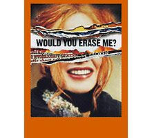 Eternal Sunshine of the Spotless Mind - Clementine Photographic Print