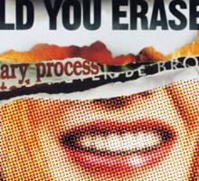 Eternal Sunshine of the Spotless Mind - Clementine Sticker