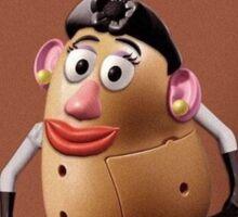 Potato Kim Sticker