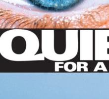 Requiem for a Dream  Sticker