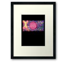 Tame Impala Framed Print