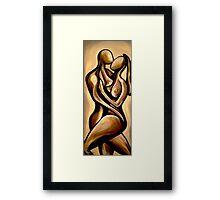 Love Me Tender, Such Framed Print