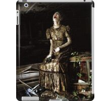 When It All Crashes iPad Case/Skin