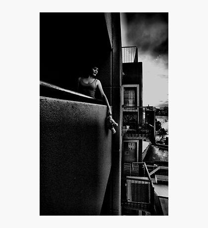 Hearts At War - Lola Photographic Print