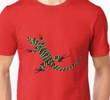 Lizard looking up Unisex T-Shirt