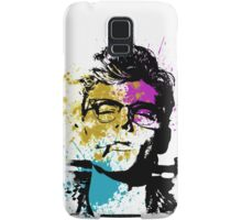 """Smoking Glasses"" Samsung Galaxy Case/Skin"