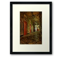 Cells Framed Print
