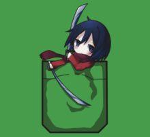 Mikasa Pocket Kids Clothes