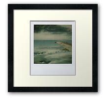 airborn Framed Print