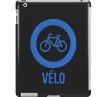 VÉLO II iPad Case/Skin