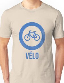 VÉLO II Unisex T-Shirt