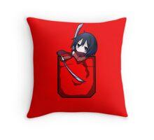 Mikasa Pocket Throw Pillow
