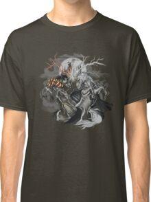 potter with unicorns  Classic T-Shirt