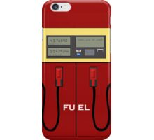 Fuel Station iPhone Case/Skin