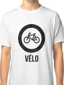 VÉLO  Classic T-Shirt